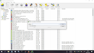 download di Archive.org menggunakan IDM (Internet Download Manager)