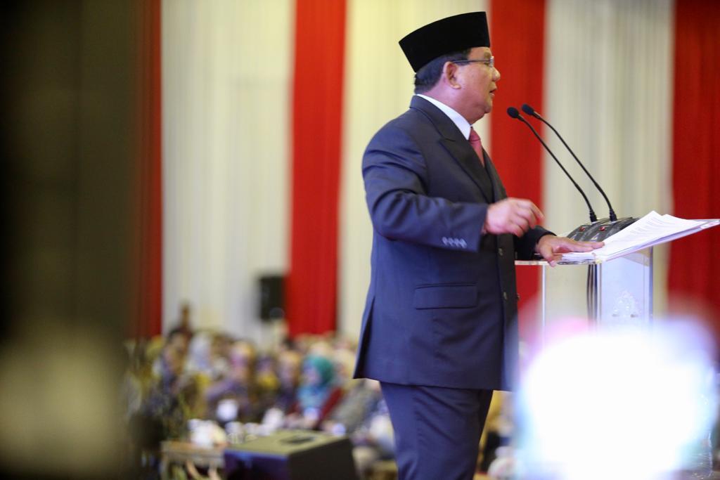 Peringatkan Soal Potensi Kecurangan, Prabowo Ungkap Data Mencengangkan
