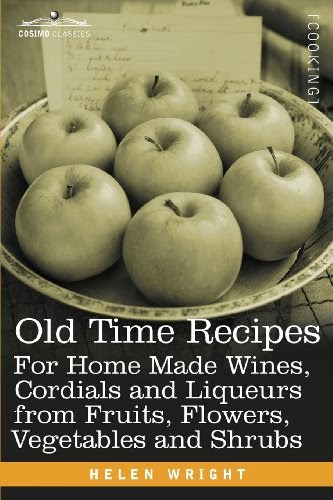 Old Time Recipes book cover