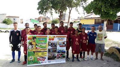 Fedro-Gsmal celebra 26 anos com três jogos neste sábado (29) no Campo do Ferroviário em Alagoinhas