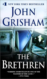 Books For Men Book Reviews! The Brethren by John Grisham