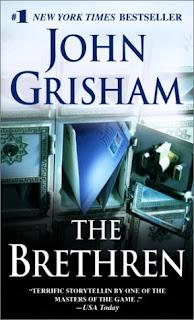 Books For Men Book Reviews! The Brethren by John Grisham