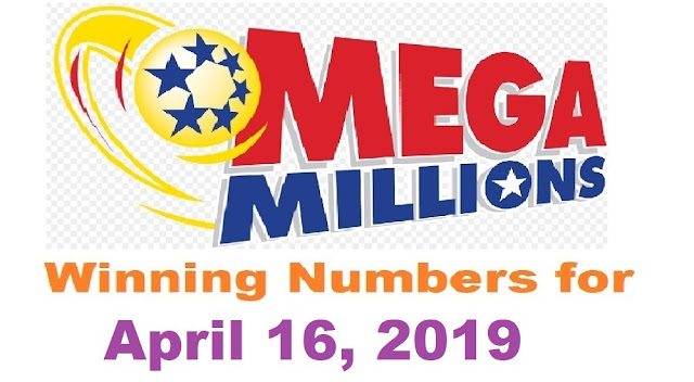 Mega Millions Winning Numbers for Tuesday, April 16, 2019