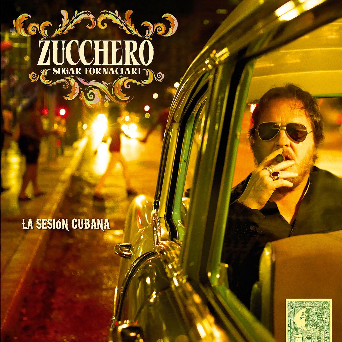 ff1972560 Notas Musicais  Zucchero canta Herivelto em português com Djavan em ...