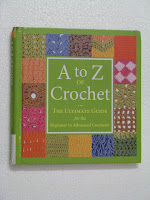 A to Z crochet Book review