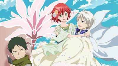 Akagami no Shirayuki-hime S2 | Sub. Español | 720p MEGA