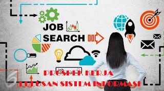 Prospek Kerja Lulusan Sistem Informasi