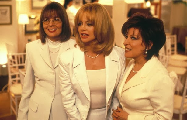 Older Women Week: You Don't Own Me: 'The First Wives Club ...
