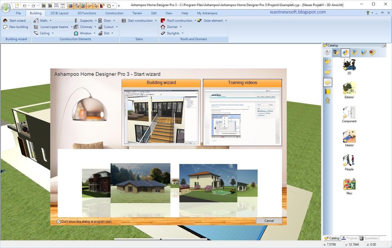 ashampoo home designer pro 4 download