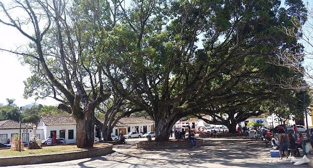 Estrada Real, Caminho Velho, Tiradentes