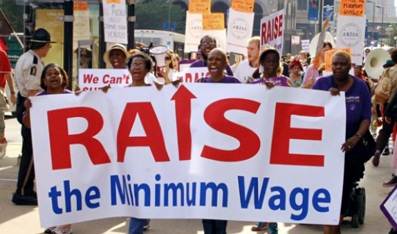 $15 minimum wage goes into effect for all businesses in San Francisco