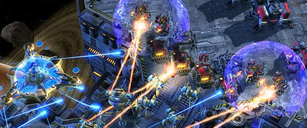 Starcraft 2 Review Image