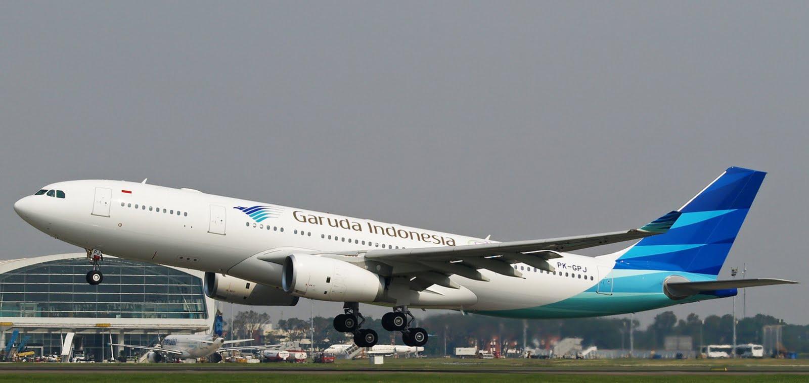 Garuda Indonesia Buka Lowongan Pekerjaan, Anda Berminat?