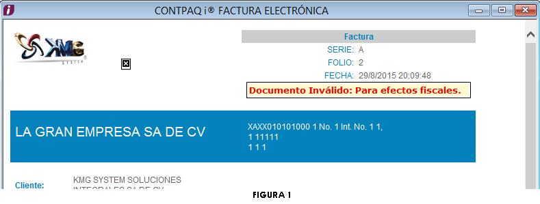 MICROASESORÍA 3Configuración de Plantilla para Factura, Adminpaq y - formato de factura de venta