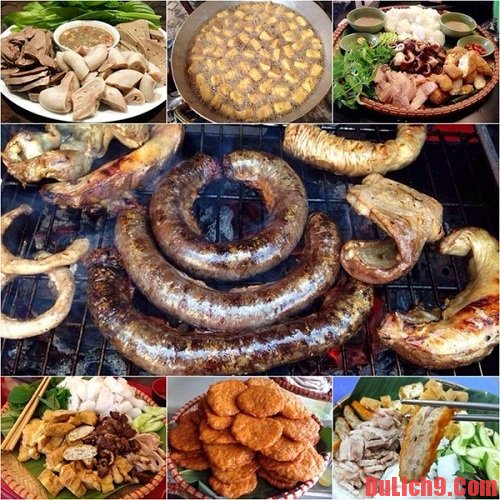 Tổng hợp những món ăn khi du lịch Hà Nội nhất định phải thử
