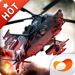 GUNSHIP BATTLE:Helicopter 3D 1.4.4 apk