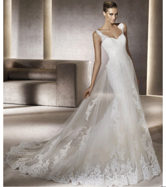 Cheap Wedding Gowns Online Blog: Pronovias Spring Wedding