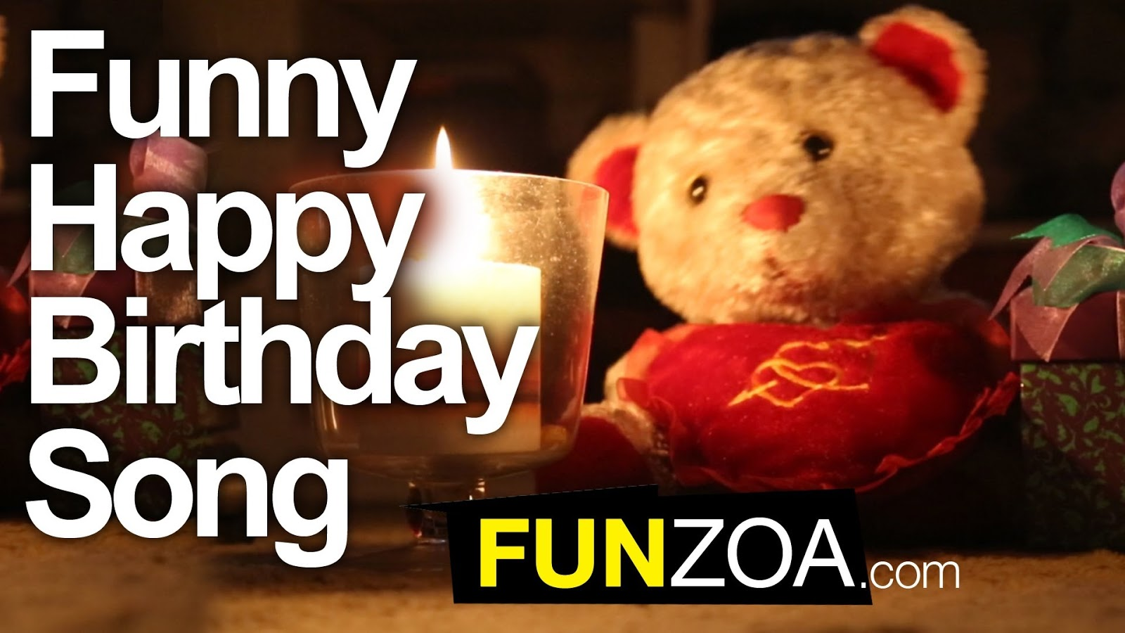 E-Ka: Funny Happy Birthday Song by Funzoa bear -Lyrics