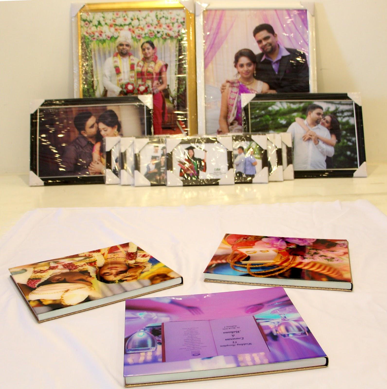 Wedding Photography Printing: Custom Wedding Album Printing Service Kuala Lumpur