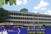 y - Khoa Y ĐHQG TPHCM  Tuyển Sinh 2018
