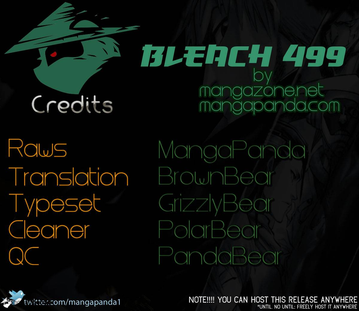 Bleach chapter 499 trang 20