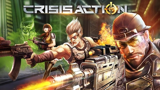 Game FPS Crisis Action