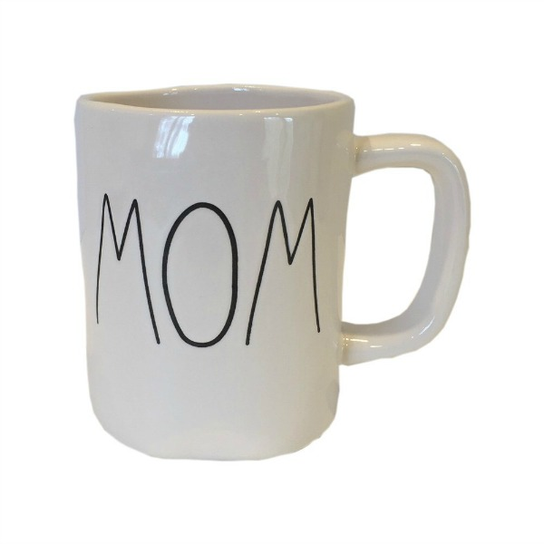 Mom Mug by Rae Dunn