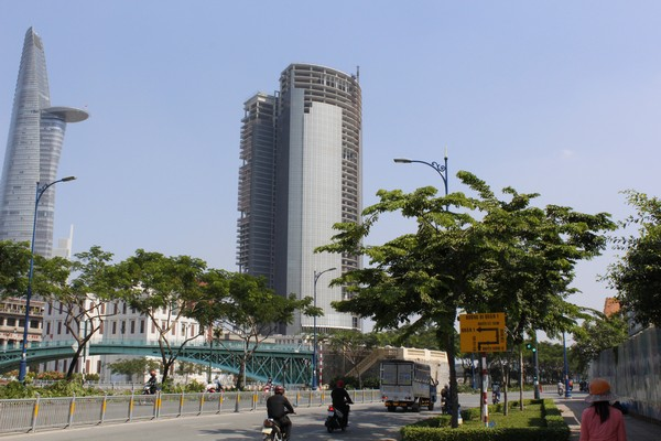 7,000 billion debt, VAMC seized the assets of Saigon One Tower