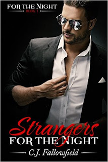 Strangers for the Night - An erotic romance by C.J. Fallowfield