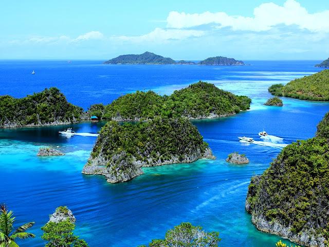 Recommended! 3 Destinasi Wisata Bawah Laut Terpopuler di Indonesia