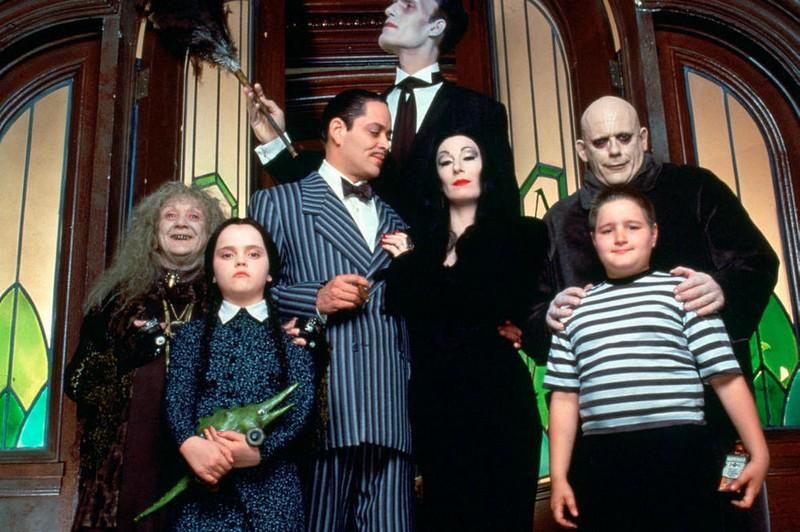 La Famille Addams 1991