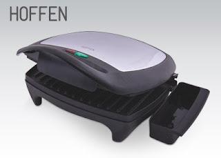 Grill dwustronny Hoffen z Biedronki