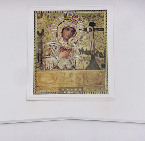Самарский Свято-Николаевский монастырь. Святой образ Самарской Божией Матери