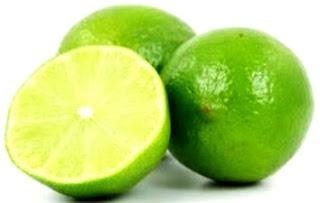 Foto del limón, hortaliza color verde