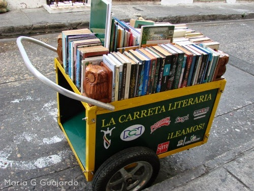 La Carreta Literaria Cartagena