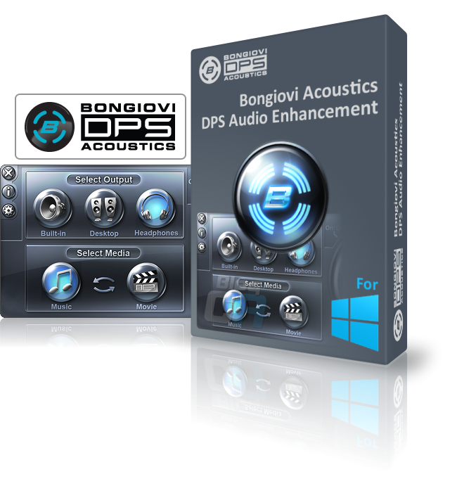 Bongiovi Acoustics DPS Audio Enhancement