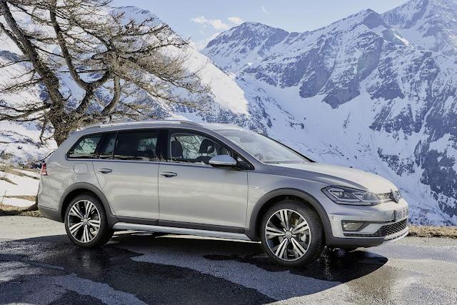 VW Golf 2018 Alltrack