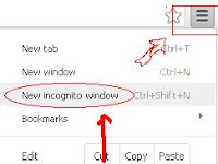 Cara Melaksanakan Private Browsing Di Google Chrome