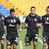 Juninho y Vargas sin problemas