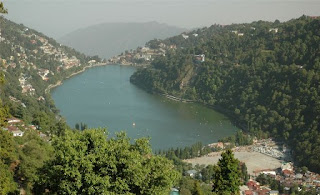 Nainital best tourist destinations in india