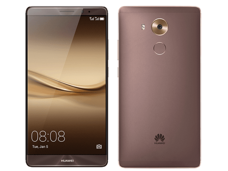 Huawei Mate 8 Mocha Brown Variant Now In PH!
