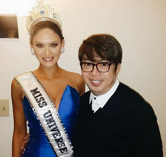 Pia Wurtzbach's blue gown now worth over P1 M, says designer