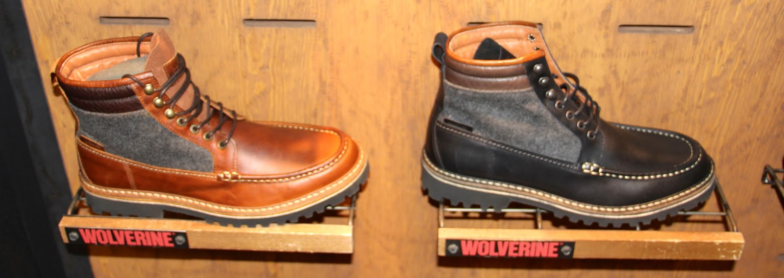 5539fbc74df WOLVERINE MEN'S FOOTWEAR-1000 MILE+NO.1883 Spring-Fall 2014