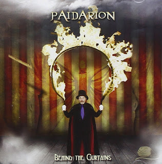 Paidarion Behind The Curtains