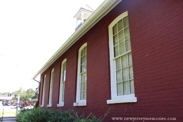 Little Red Schoolhouse, Florham Park, New Jersey