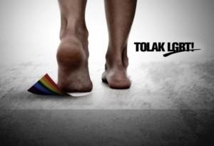 Yang Minta LGBT Legal, Enggak Waras!