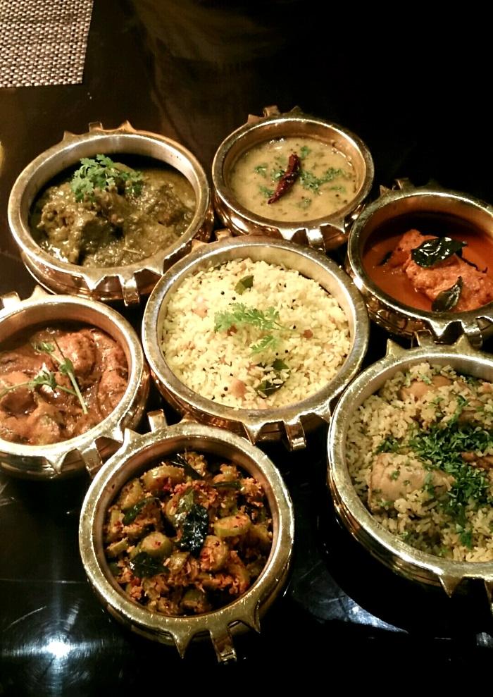 Cuisine of Vijayanagara @ Cubbon Pavilion | ITC Gardenia | Bangalore