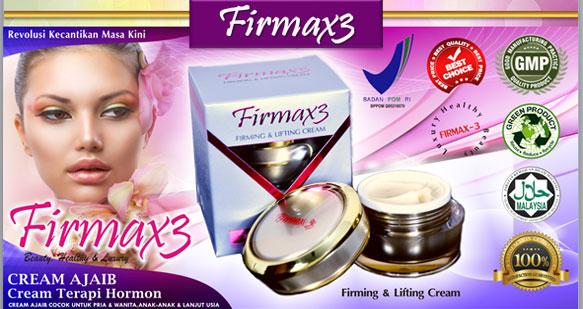 Firmax3 Firming & Lifting Cream, firmax 3, firmax 3 cream, firmax 3 harga, firmax 3 indonesia
