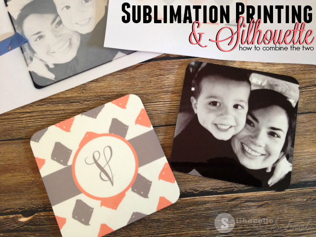 sublimation printer, silhouette, silhouette cameo, sublimation, tutorial, silhouette cameo tutorial