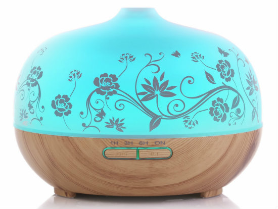 nebulizing diffuser how it works